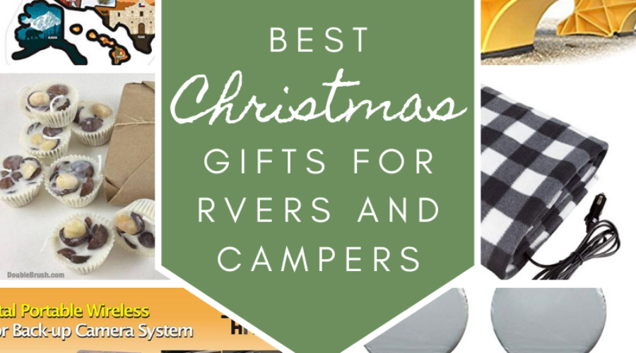 Best Christmas Gifts for RVers and Campers