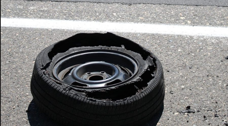 What to do if Your Trailer Tire Blows Out