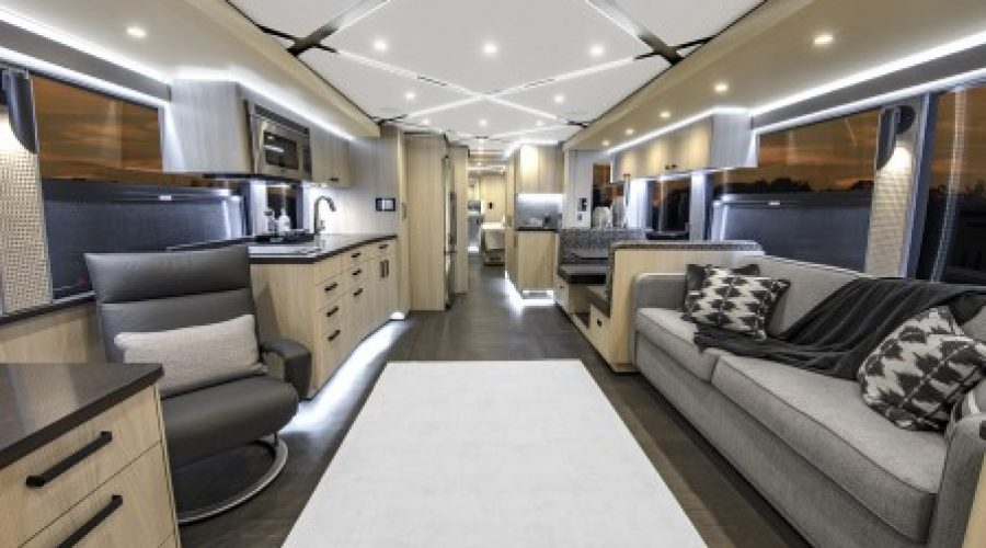 Most Luxurious RVs in the World